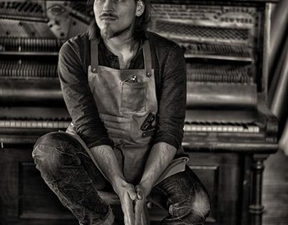 Jordan Waraksa - Fiddle & Hammer - Still Images