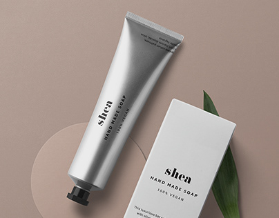 ÖRN — Cosmetics Label Set