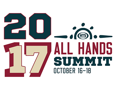 HTS All Hands Summit 2017 [ Event Collaterals ]
