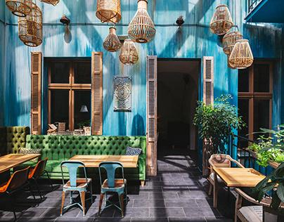 kroniki • Nova 22 Restaurant & Hotel