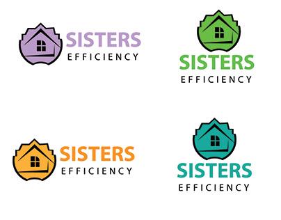 Logo ( Sisters efficiency)