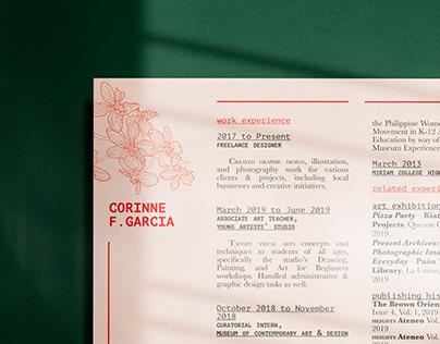 Resume Design 2020
