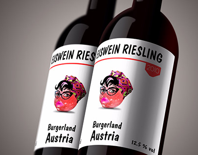 «EISWEIN RIESLING 2010» IDENTITY & PACKAGING
