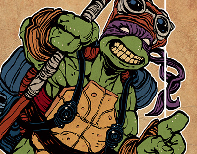 Donnatello - TMNT