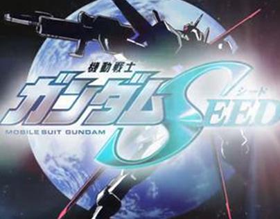 Gundam Seed Folder