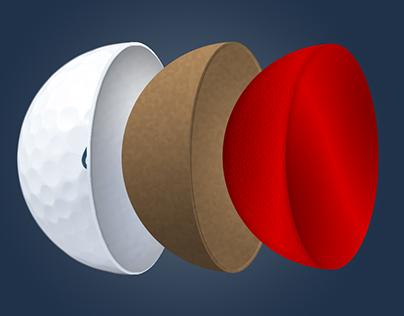 Cut Golf - Ball Animation
