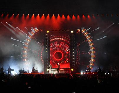 Ozuna Tour Visuals