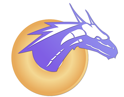 Dragon Donuts - Logo