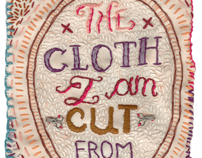 DESIGN FOR SOCIETY: THE CLOTH I AM CUT FROM