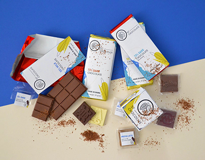 Chocolate package redesign