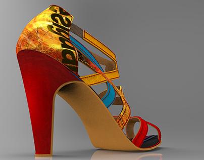 Shoe and Footwear Design