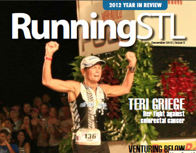 RunningSTL Magazine