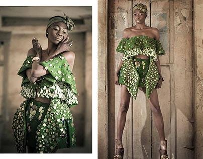 Fashion Collection: Lumbalú