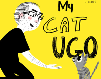 Ugo, my cat
