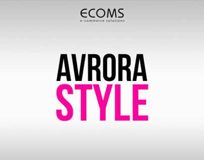 Online store cosmetics and parfumes AvroraStyle