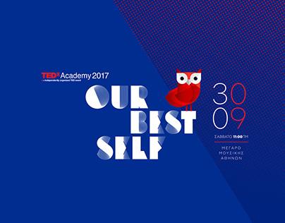 Our Best Self TedxAcademy'17