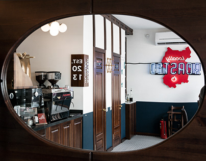 SKURATOV COFFEE | MOSCOW II