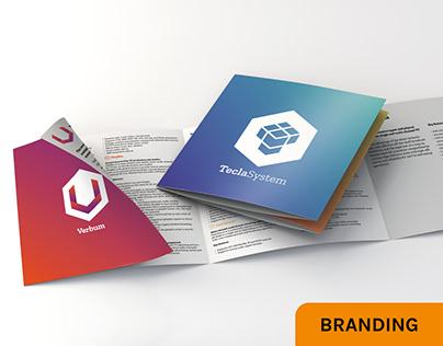 Dynamic Brand Identity —Tecla System