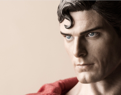 Christopher Reeve Photoshoot