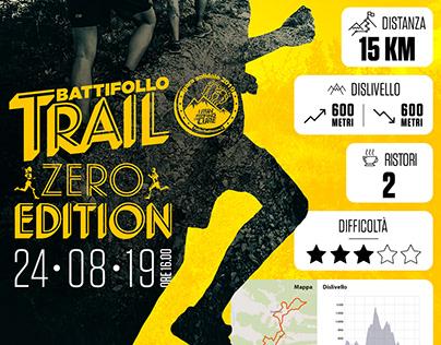 Battifollo Trail - Locandina