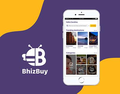 BhizBuy mobile retail app