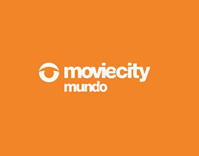 MOVIECITY MUNDO - Rebrand