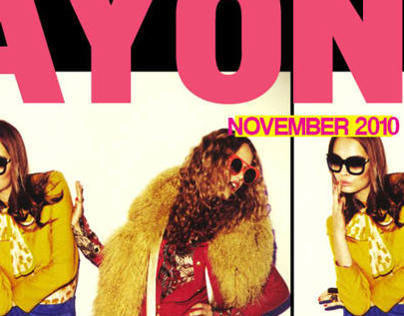 Rayon magazine