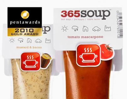 365 Soup Server | brandname | logo | packaging