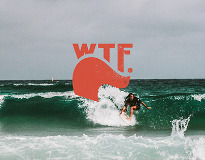 WTF :: Logo concept
