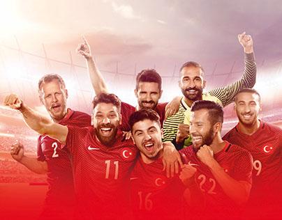 Ülker / Mutluluk Futbolda