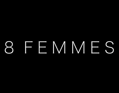 8 Women - Title Sequence