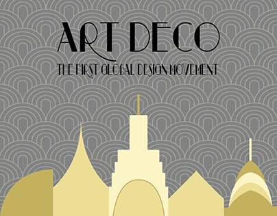 Assignment   Art Deco Timline