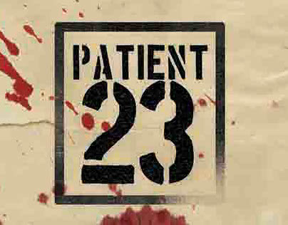 Patient 23 - Issue 1 Comic Book