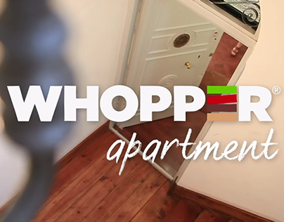 Whopper Apartment / Burger King