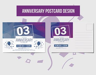 Creative Post Card Design