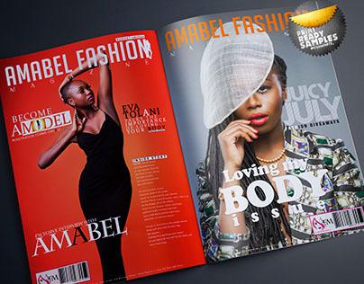 Amabel Fashion Magazine