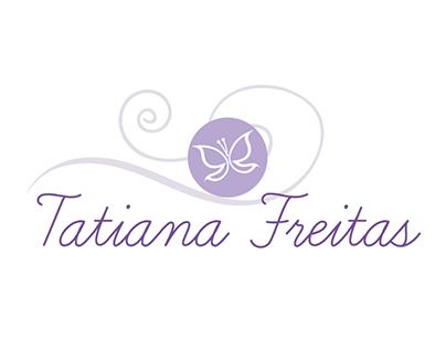Tatiana Freitas (Logo, Cartão de Visitas, Receituário)