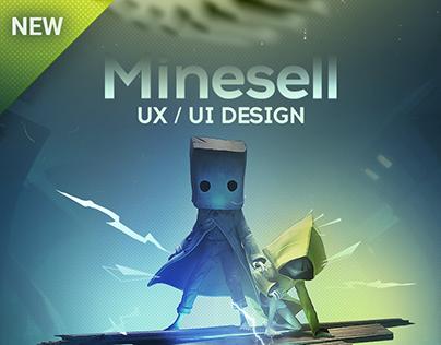 UX/UI Minesell