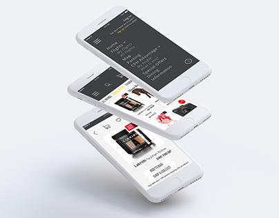 New app design for Copenhagen Airport