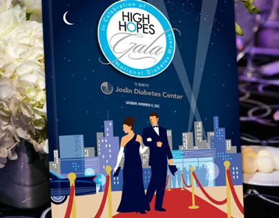 Joslin Diabetes Center High Hopes Gala