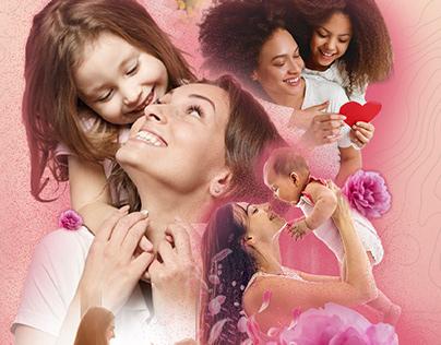 Campanha Visual - Dia das Mães 2020