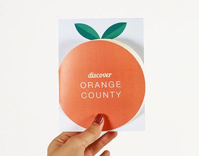 Orange County Promotional Pamphlet