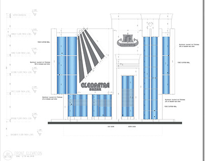 Details and Construction Drawings - Hurgada