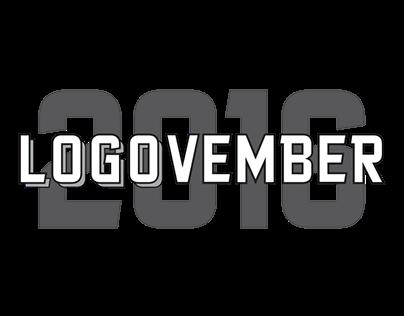 Logovember 2016