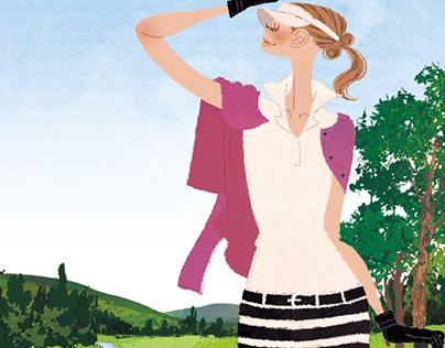 AdvertisingMedia/Golf course