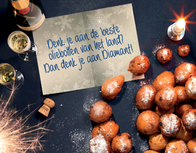 Diamant Donut Ad