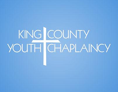 KCYDC - Youth Chaplaincy Logo and Branding