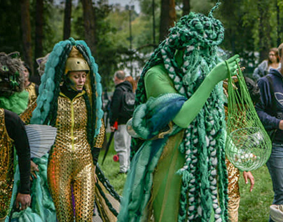 Costumes for PECHORKA PARADE