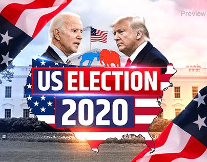 US ELECTION VIZRT WORK