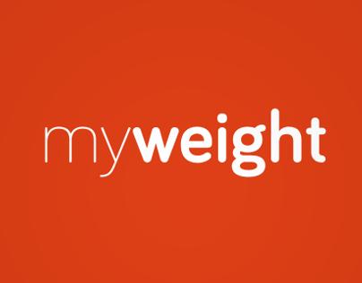 myWeight - desafio proposto